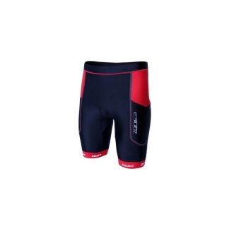 Short de triatlon Zone 3 Aquaflo mujer