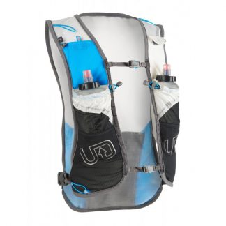 Chaleco Ultimate Direction TO RACE VEST 3.0 LARGE GRAPHITE