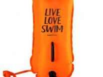 Boya Natación BuddySwim, LIVE, LOVE, SWIM