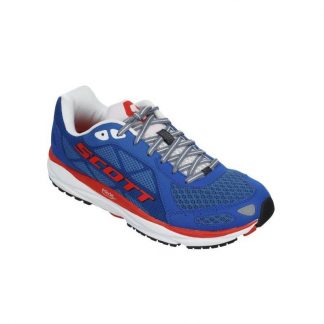 Zapatillas Scott Palani Trainer Hombre Azul / rojo