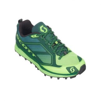 Zapatillas Scott Kinabalu Supertrac 2017 verde