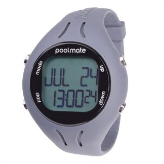 Reloj Natación Swimovate Poolmate 2 Gris