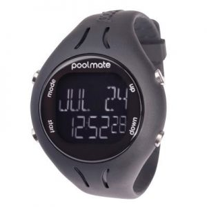 Reloj Natación Swimovate Poolmate 2 negro